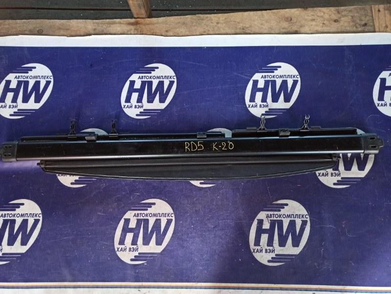 Шторка багажника Honda Cr-V RD5 K20A 2003 (б/у)