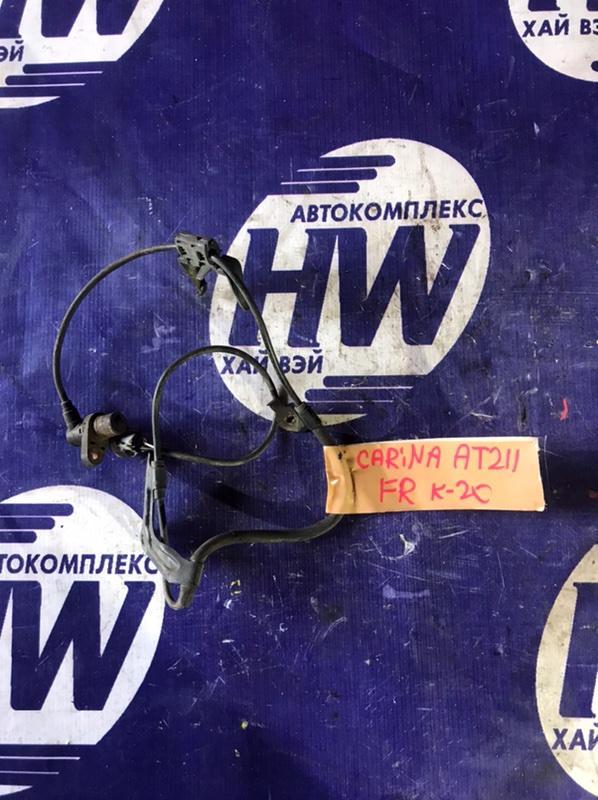 Датчик abs Toyota Carina AT211 7A 1997 передний правый (б/у)