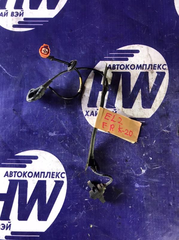 Датчик abs Honda Orthia EL2 B20B передний правый (б/у)