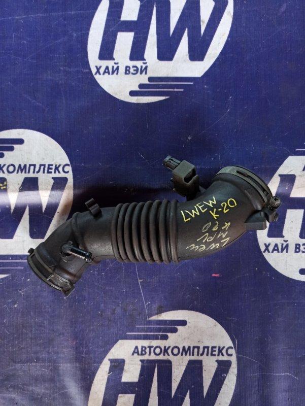 Патрубок воздушного фильтра Mazda Mpv LWEW FS (б/у)