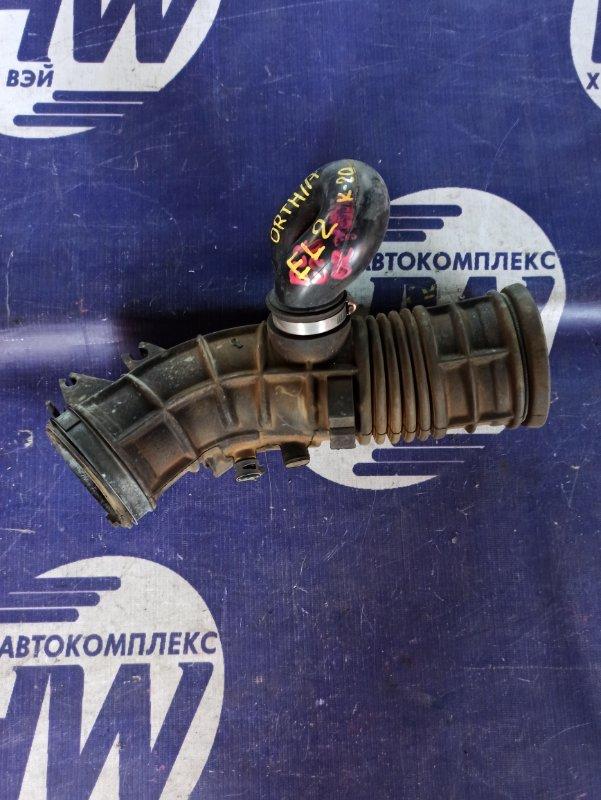 Патрубок воздушного фильтра Honda Orthia EL2 B20B (б/у)