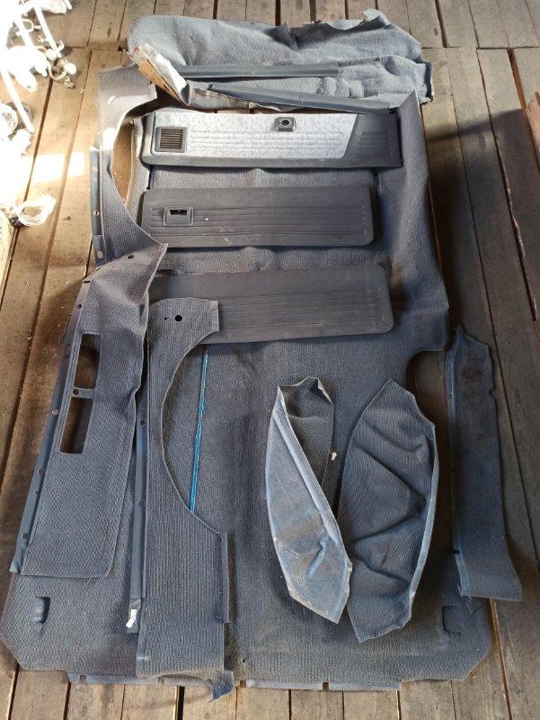 Ковер пола Mazda Bongo SK82V F8 2004 (б/у)