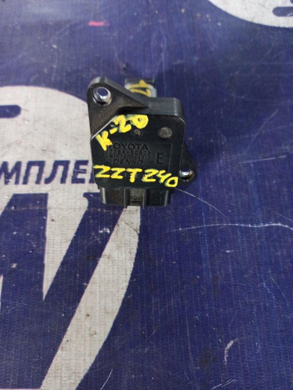 Датчик расхода воздуха Toyota Premio ZZT240 1ZZ 2003 (б/у)