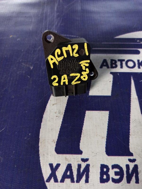 Датчик расхода воздуха Toyota Ipsum ACM21 2AZ 2001 (б/у)