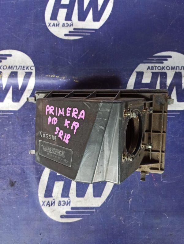 Корпус воздушного фильтра Nissan Primera P10 SR18 (б/у)