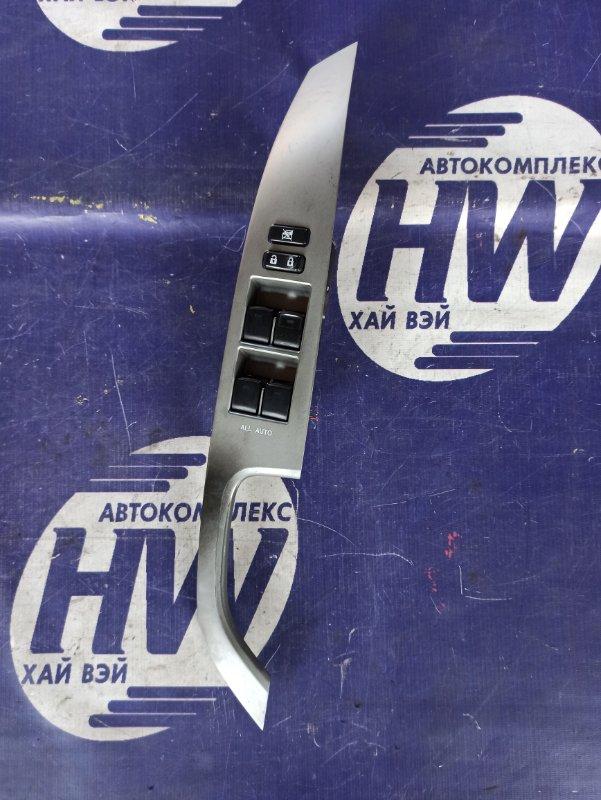 Блок упр. стеклоподъемниками Toyota Estima ACR50 2AZ передний правый (б/у)