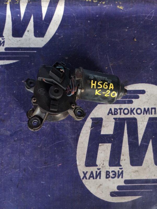 Мотор дворников Mitsubishi Pajero Mini H56A 4A30 (б/у)