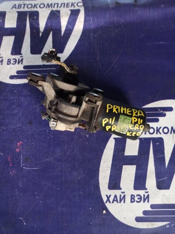 Мотор дворников Nissan Primera P11 SR18 (б/у)