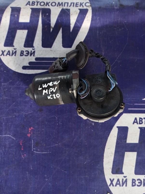 Мотор дворников Mazda Mpv LWEW FS (б/у)