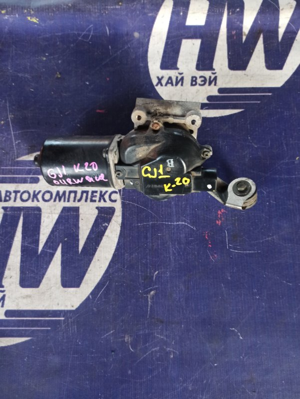 Мотор дворников Honda Airwave GJ1 L15A (б/у)