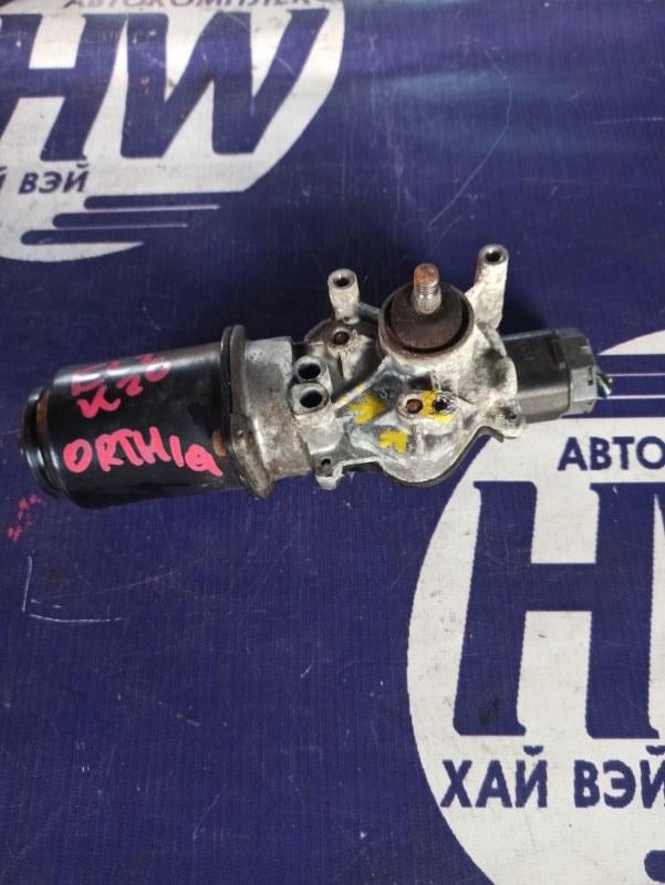 Мотор дворников Honda Orthia EL2 B20B (б/у)