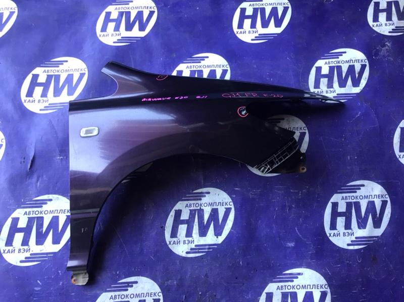 Крыло Honda Airwave GJ1 L15A переднее правое (б/у)