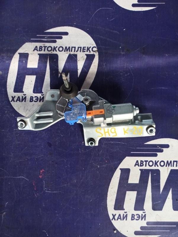 Моторчик заднего дворника Subaru Forester SH9 (б/у)