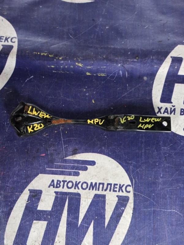 Крепление аккумулятора Mazda Mpv LWEW FS (б/у)