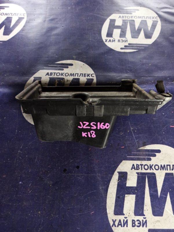 Подставка под аккумулятор Toyota Aristo JZS160 2JZ 2000 (б/у)