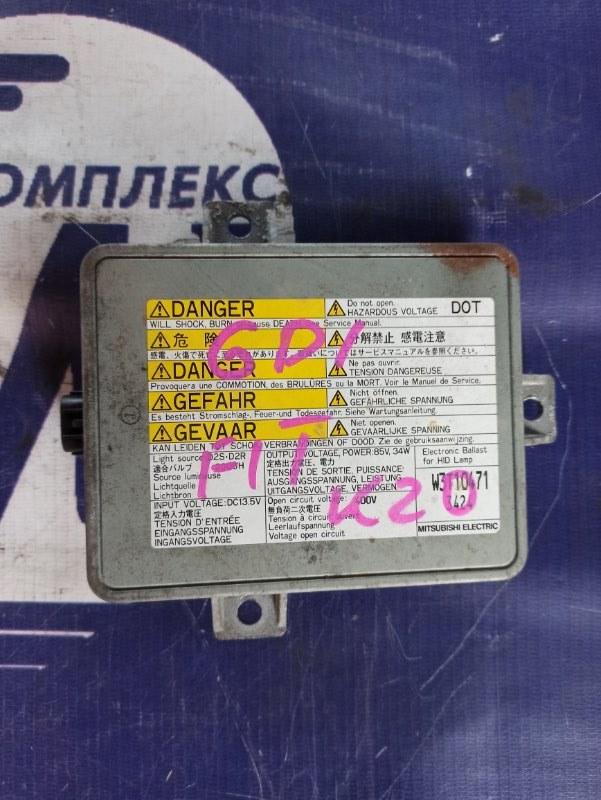 Блок розжига ксенона Honda Fit GD1 L13A (б/у)