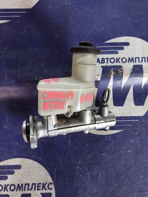 Главный тормозной цилиндр Toyota Carina AT211 7A 1997 (б/у)