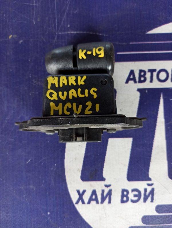 Датчик расхода воздуха Toyota Mark Ii Qualis MCV21 2MZ (б/у)