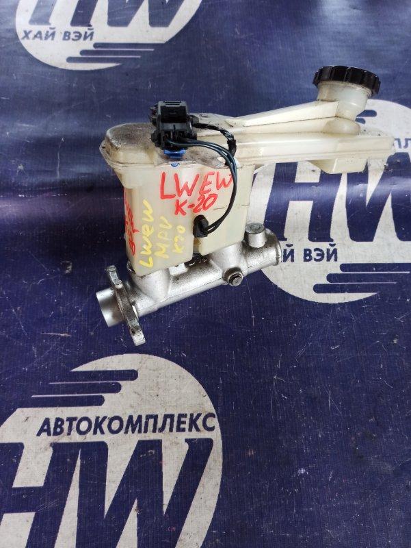 Главный тормозной цилиндр Mazda Mpv LWEW FS (б/у)