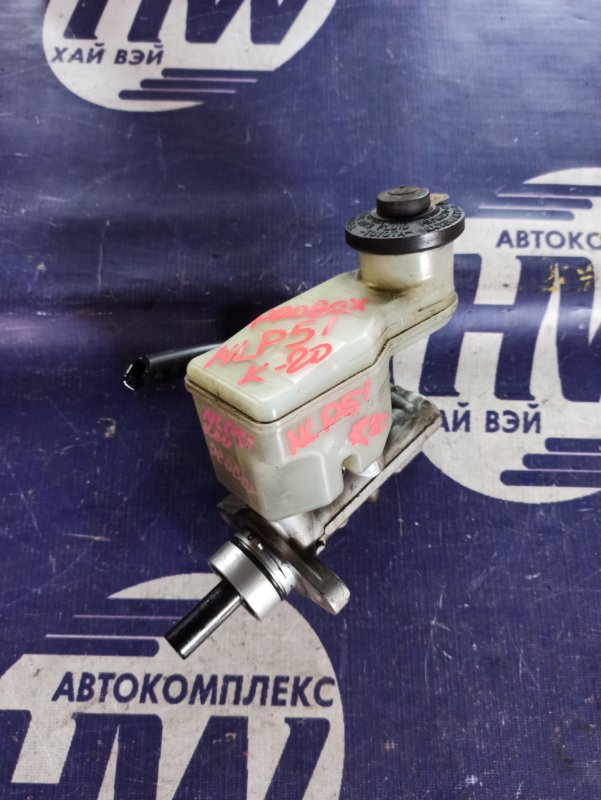 Главный тормозной цилиндр Toyota Probox NCP51 1NZ (б/у)