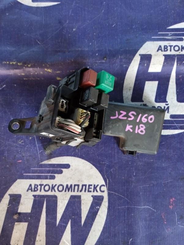 Блок предохранителей Toyota Aristo JZS160 2JZ 2000 (б/у)