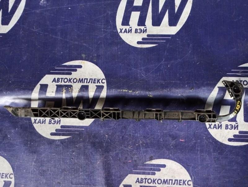 Крепление бампера Toyota Mark X GRX120 4GRFSE заднее левое (б/у)