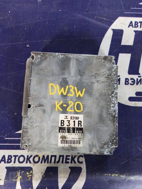 Компьютер двс Mazda Demio DW3W B3 1997 (б/у)