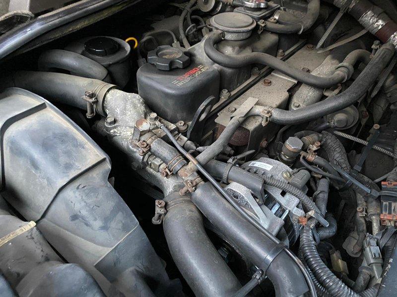 Двигатель Nissan Homy ARME24 TD27 (б/у)