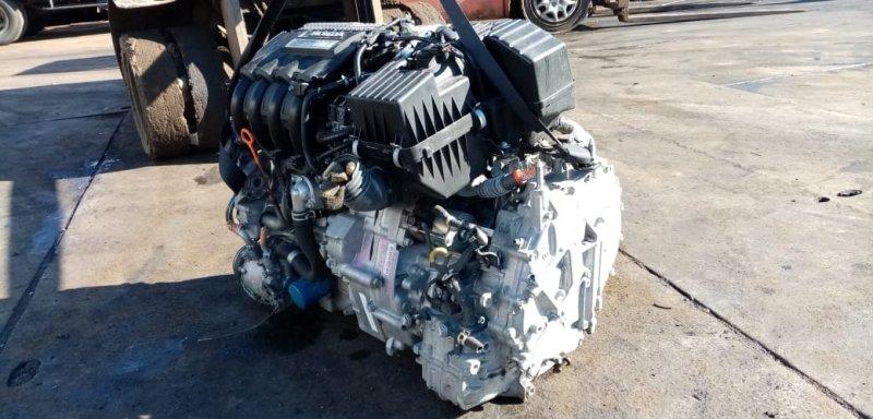 Автомат Honda Insight ZE2 LDA (б/у)