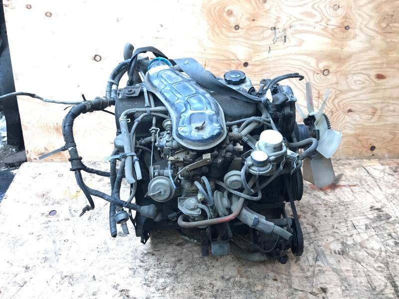 Двигатель Nissan Vanette SE88TN F8 (б/у)
