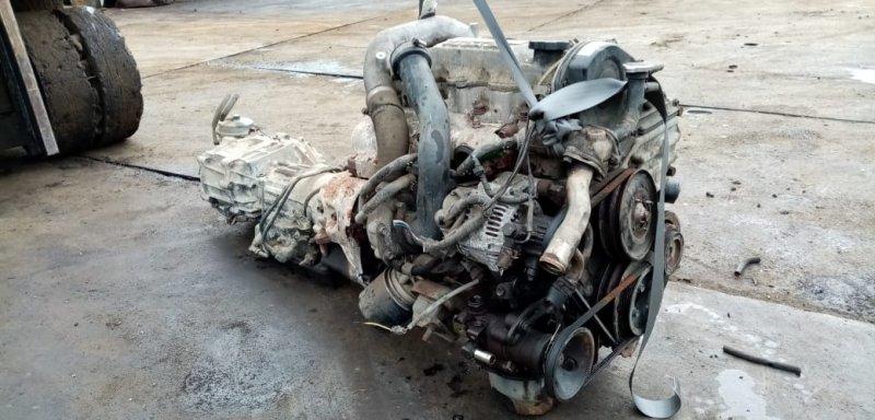 Двигатель Toyota Town Ace CR30 2CT (б/у)