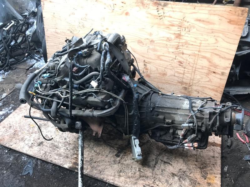 Двигатель Nissan Elgrand APE50 VQ35DE (б/у)