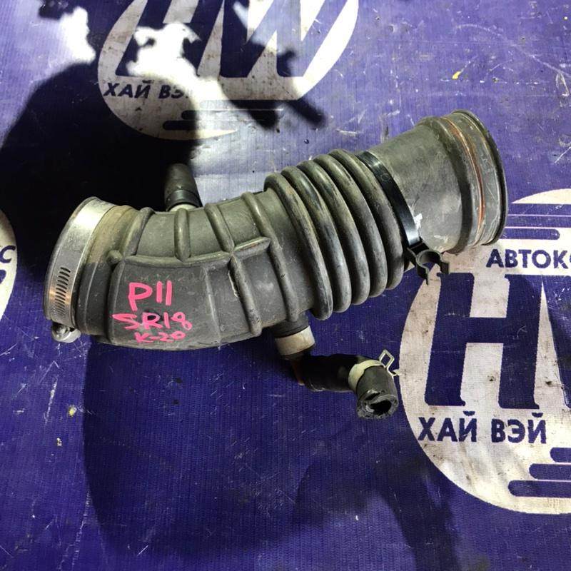 Патрубок воздушного фильтра Nissan Primera P11 SR18 (б/у)