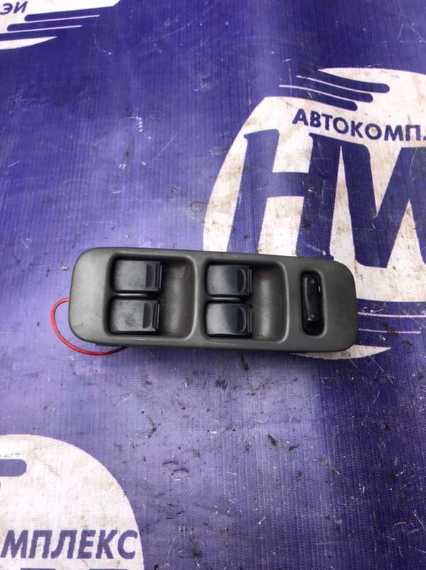 Блок упр. стеклоподъемниками Suzuki Wagon R Plus MA63S K10A передний правый (б/у)