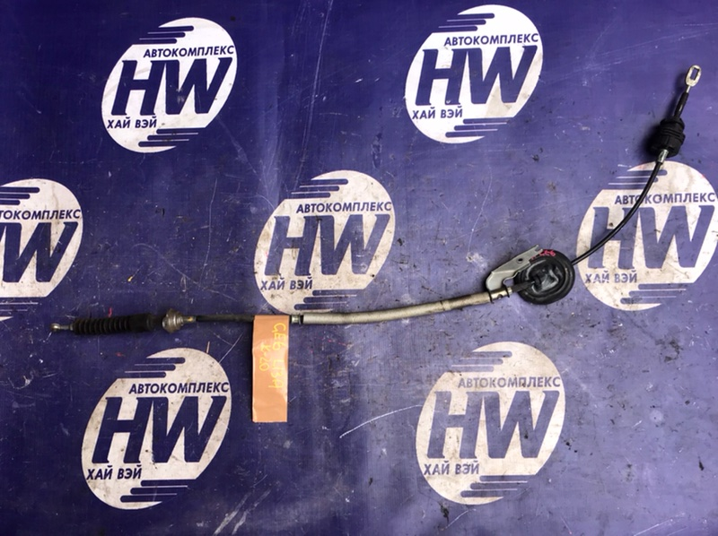 Трос переключения акпп Honda Fit GE6 L13A 2008 (б/у)