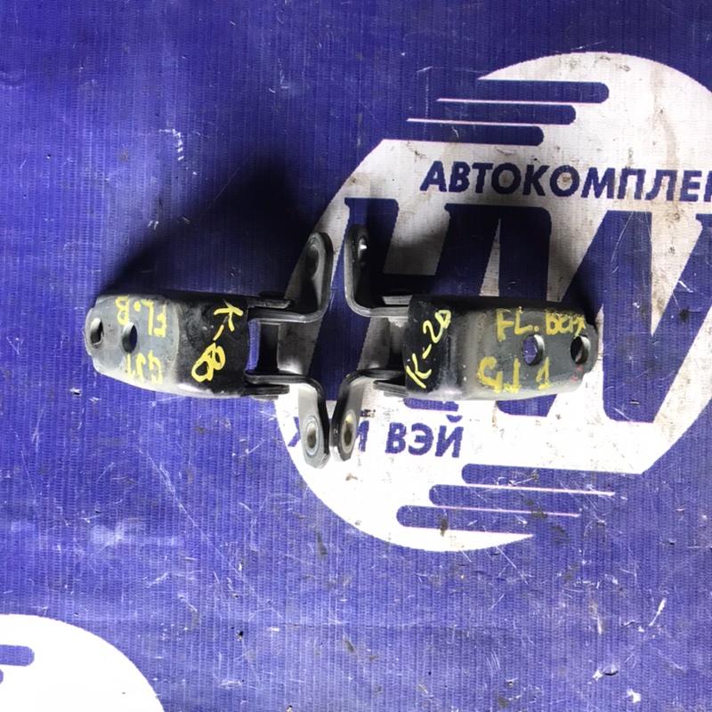 Петля дверная Honda Airwave GJ1 L15A передняя левая (б/у)