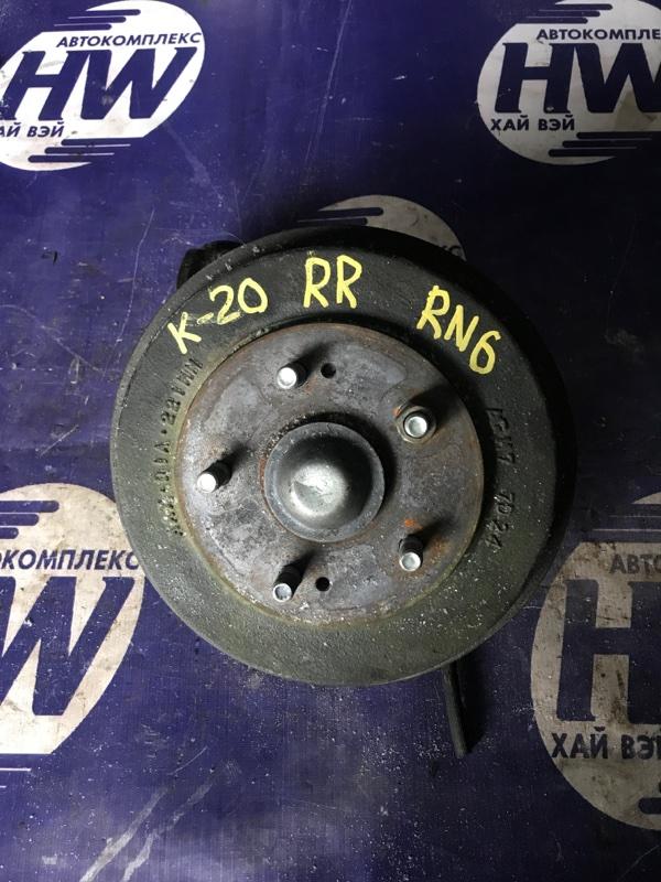 Ступица Honda Stream RN6 R18A задняя правая (б/у)