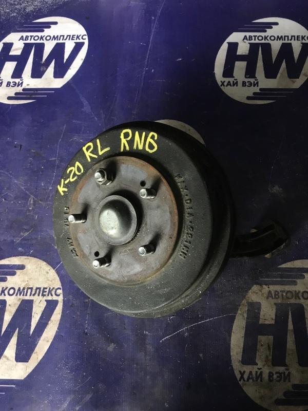 Ступица Honda Stream RN6 R18A задняя левая (б/у)