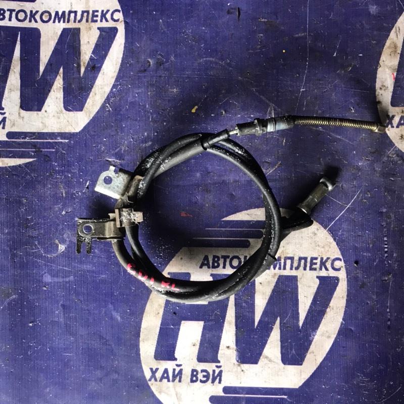 Трос ручника Honda Fit GD1 L13A левый (б/у)