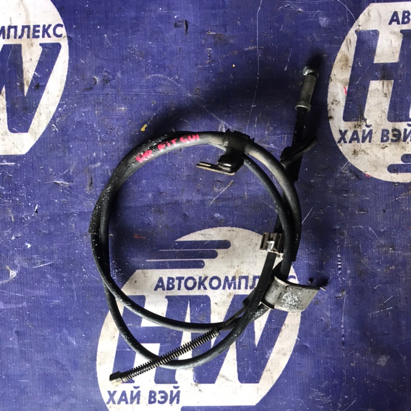 Трос ручника Honda Fit GD1 L13A правый (б/у)