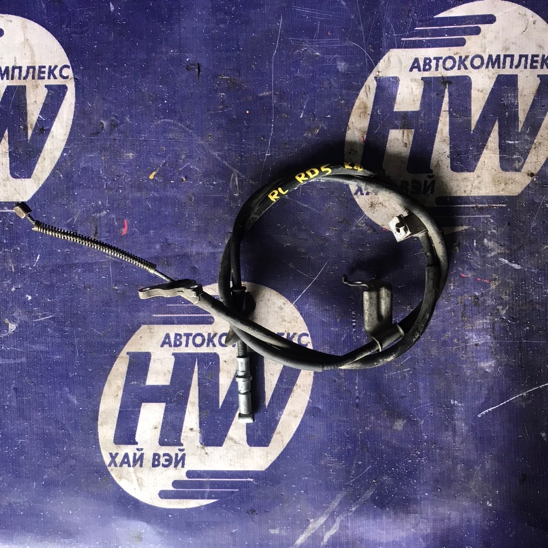 Трос ручника Honda Cr-V RD5 K20A 2003 левый (б/у)
