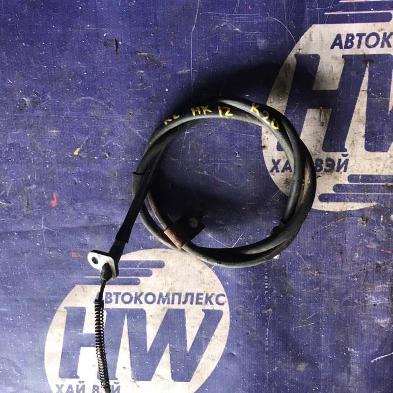 Трос ручника Nissan March AK12 CR12 левый (б/у)