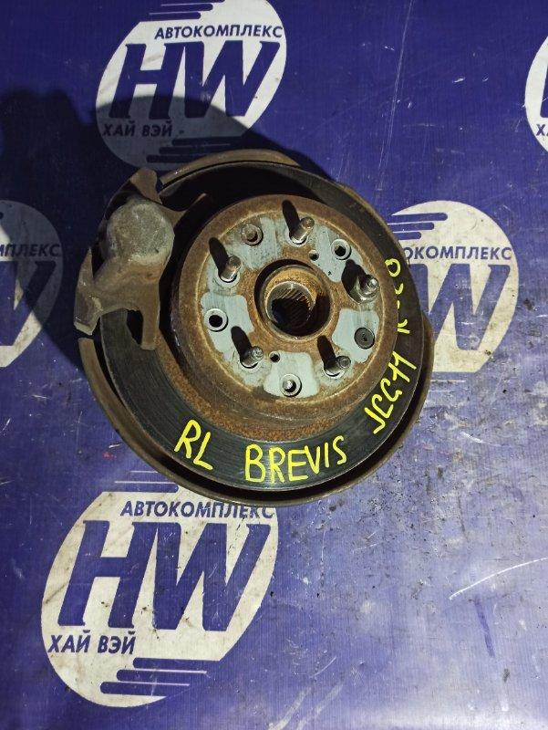 Ступица Toyota Brevis JCG11 2JZFSE 2004 задняя левая (б/у)
