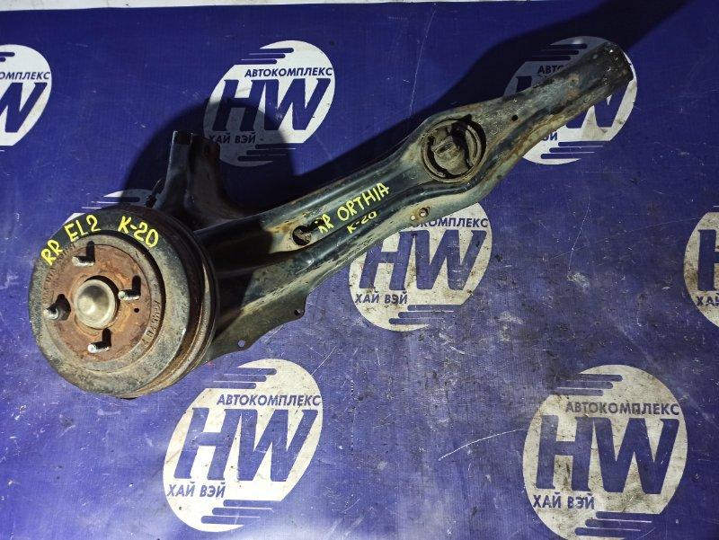 Ступица Honda Orthia EL2 B20B задняя правая (б/у)