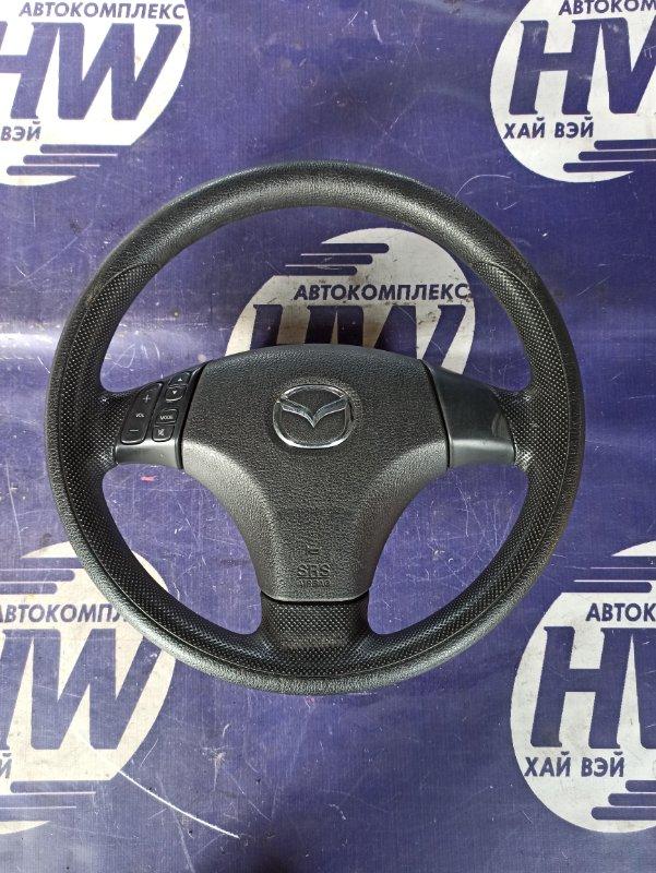Руль Mazda Tribute EP3W L3 (б/у)