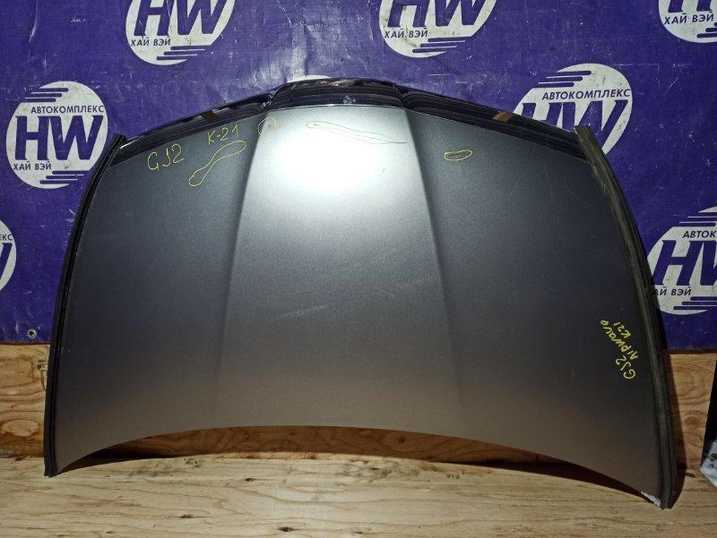Капот Honda Airwave GJ2 L15A (б/у)