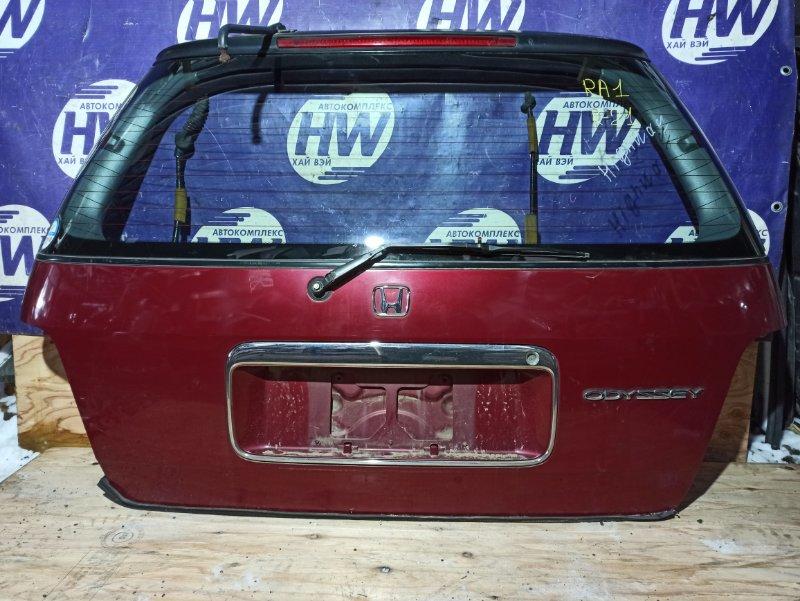 Дверь 5-я Honda Odyssey RA1 F22B (б/у)