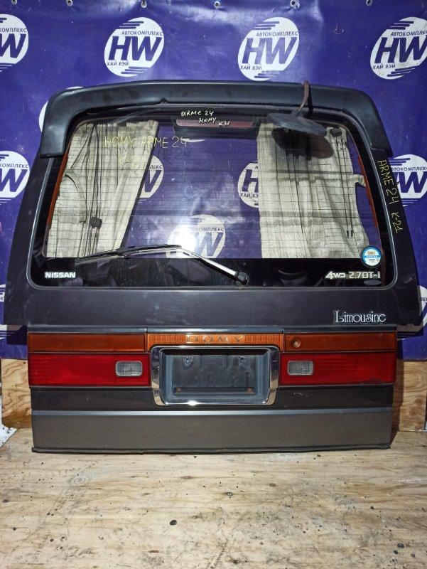 Дверь 5-я Nissan Homy ARME24 TD27 (б/у)