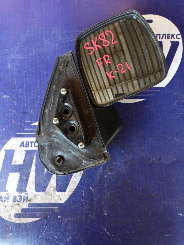 Зеркало Mazda Bongo SK82V F8 правое (б/у)