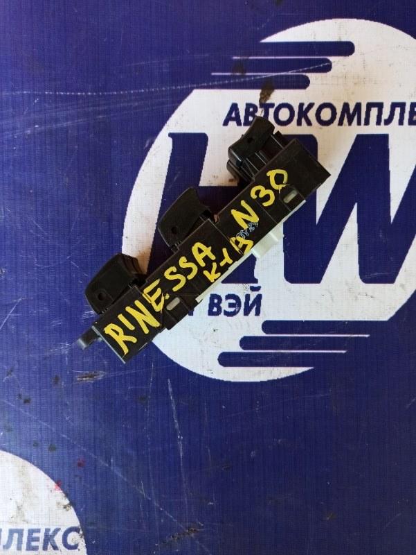 Блок упр. стеклоподъемниками Nissan R'nessa N30 SR20 2000 передний правый (б/у)